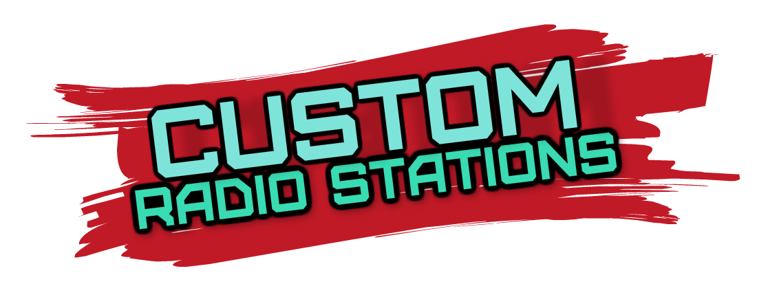 Custom Radio Stations